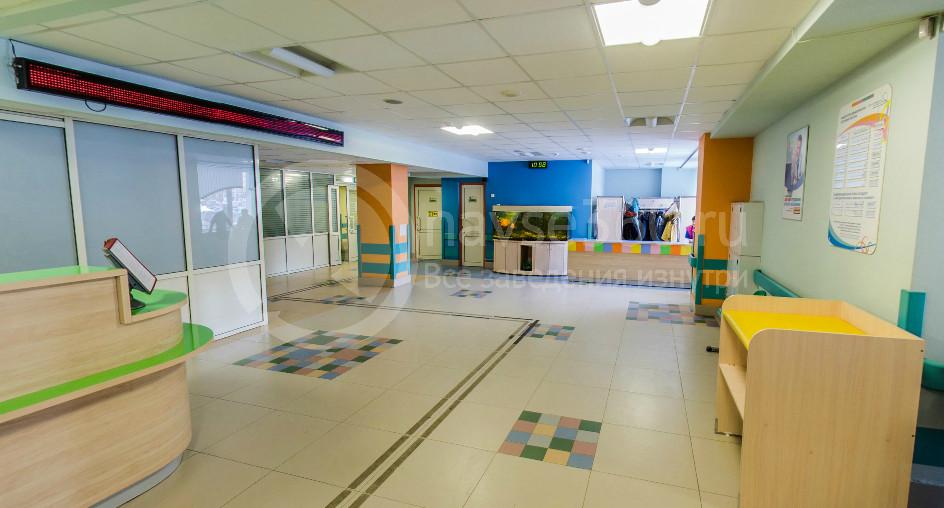 Детская республиканская клиническая больница МЗ РТ