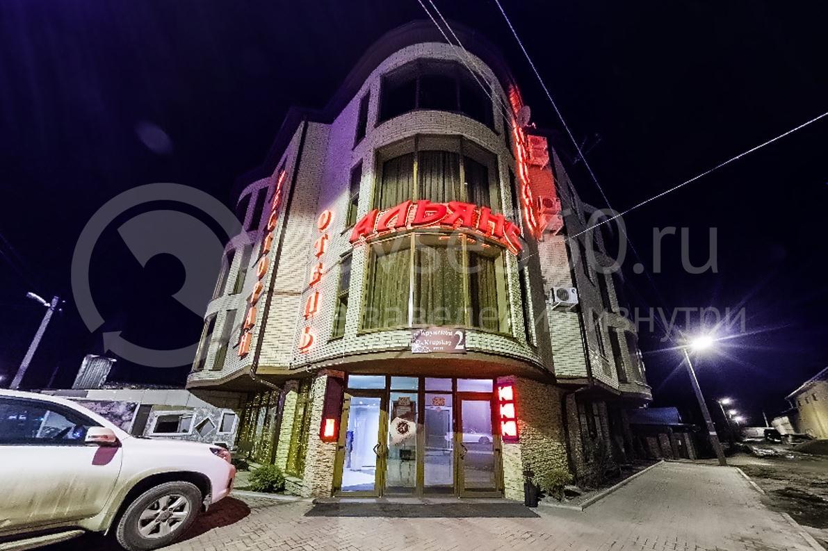 Гостиница Альянс, Краснодар