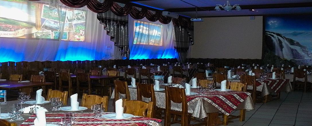 Ванацов, ресторан