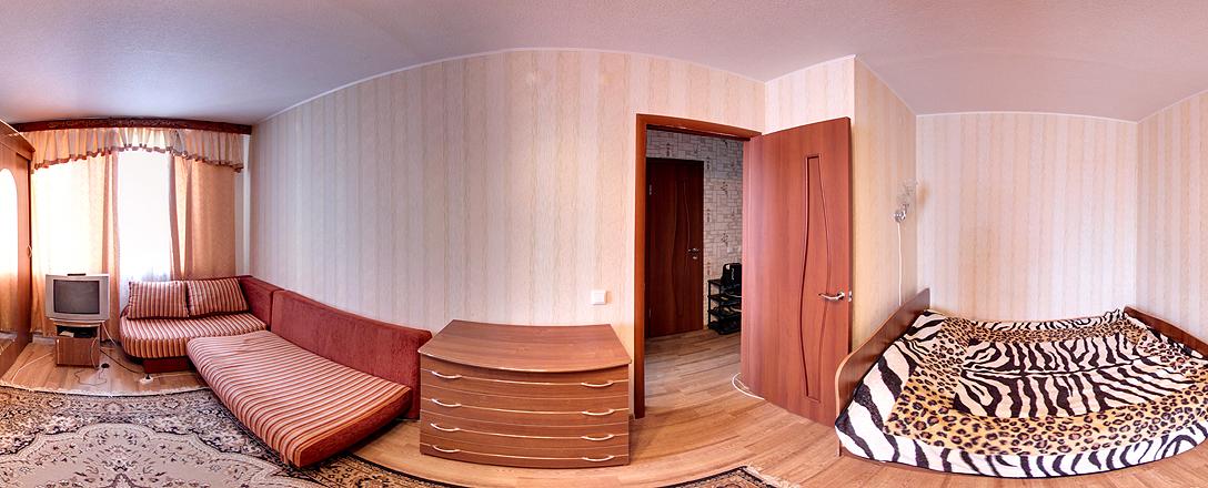 Однокомнатная квартира на Антонова, 74