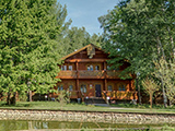 Русская деревня, гостинично-ресторанный комплекс