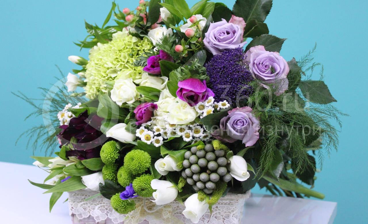 Аленький Цветочек праздничный букет