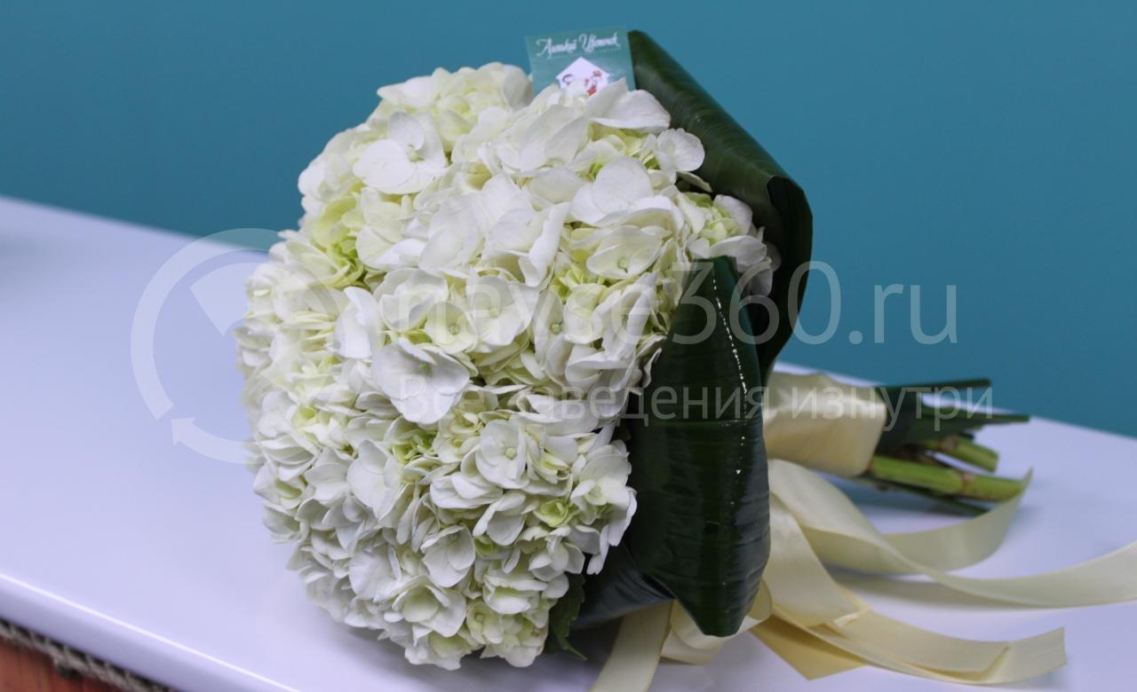 Аленький Цветочек свадебный букет