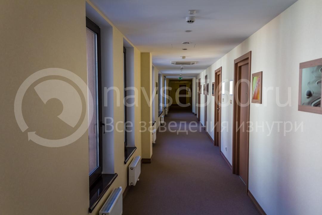 Отель Голден Тюлип Роза Хутор в Сочи