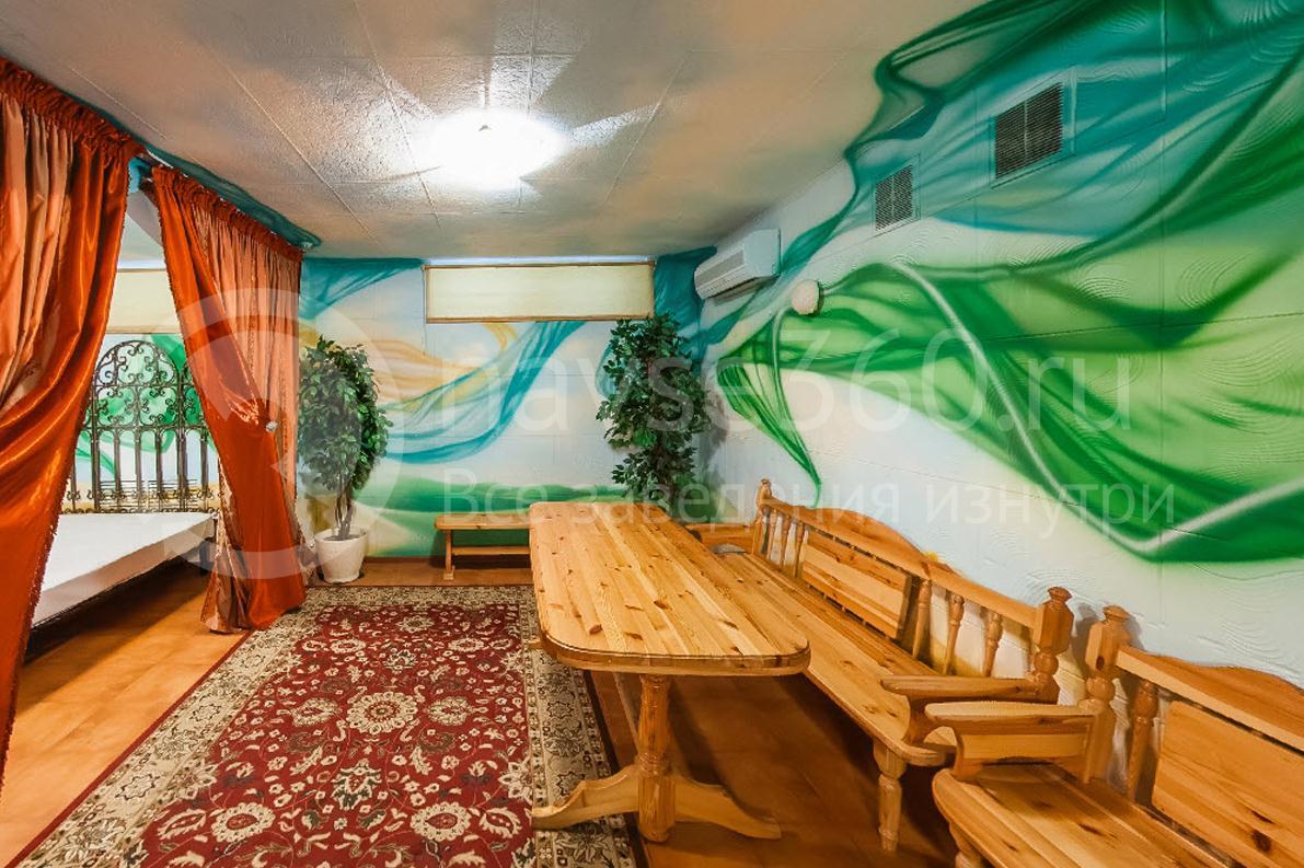 Гостиница Шафран, Краснодар