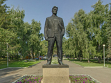 Памятник В.В. Маяковскому