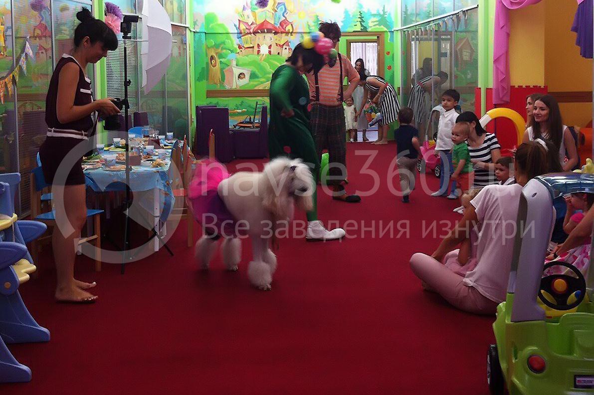 детский день рожденья в клубе бамбини краснодар 02