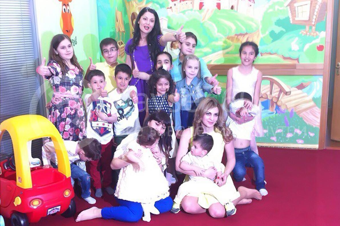 детский день рожденья в клубе бамбини краснодар 12