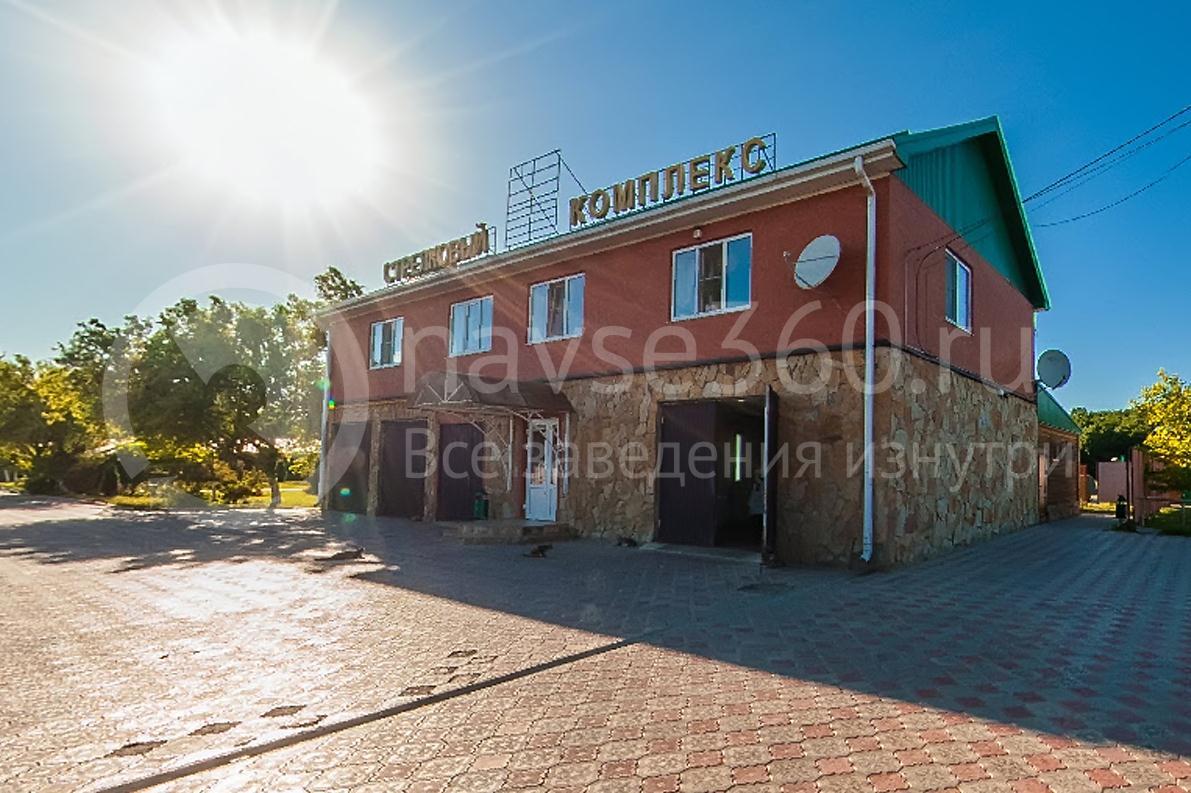 Стрелковый комплекс Дубрава, фото