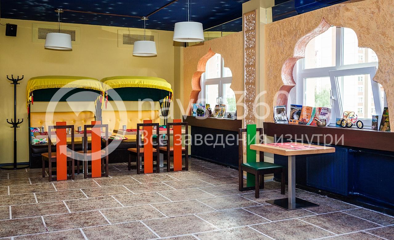 кафе маха-рикша