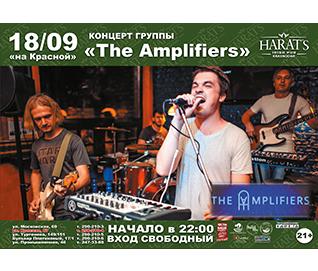 "Концерт группы ""The Amplifiers"""